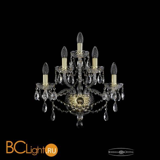 Бра Bohemia Ivele Crystal 1415B/2+2+1/165/G
