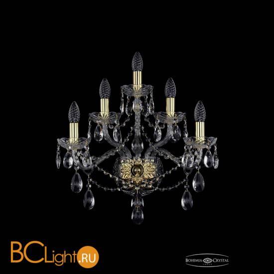 Бра Bohemia Ivele Crystal 1415B/2+2+1/200/XL/G