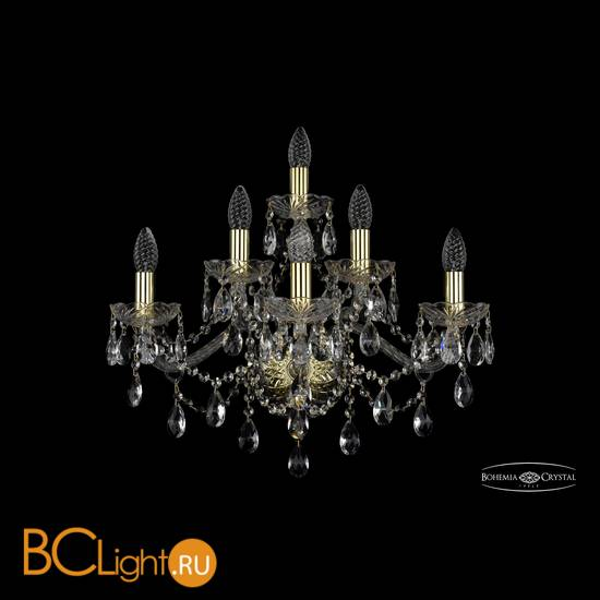 Бра Bohemia Ivele Crystal 1415B/3+2+1/220/G