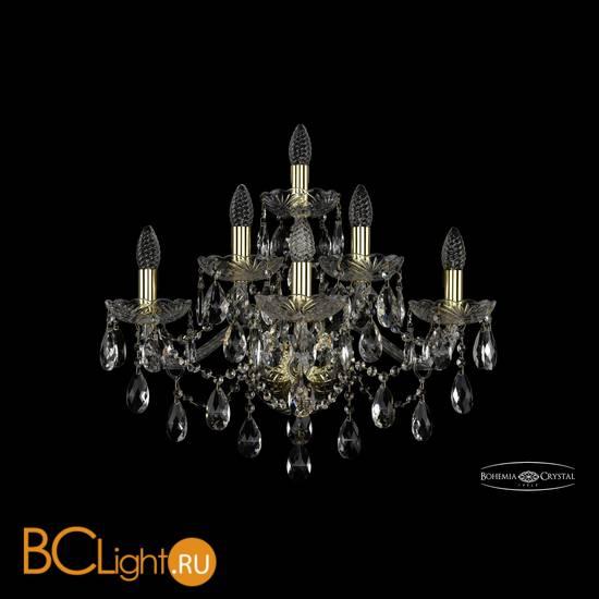 Бра Bohemia Ivele Crystal 1415B/3+2+1/220/XL/G