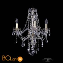 Люстра Bohemia Ivele Crystal 1415/3/165/G