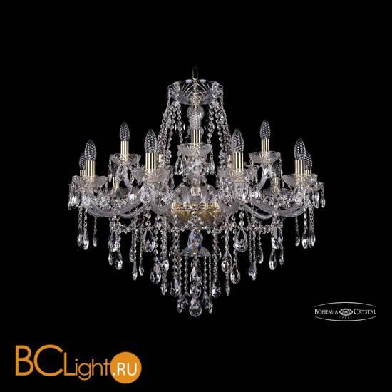 Люстра Bohemia Ivele Crystal 1415/10+5/300/G