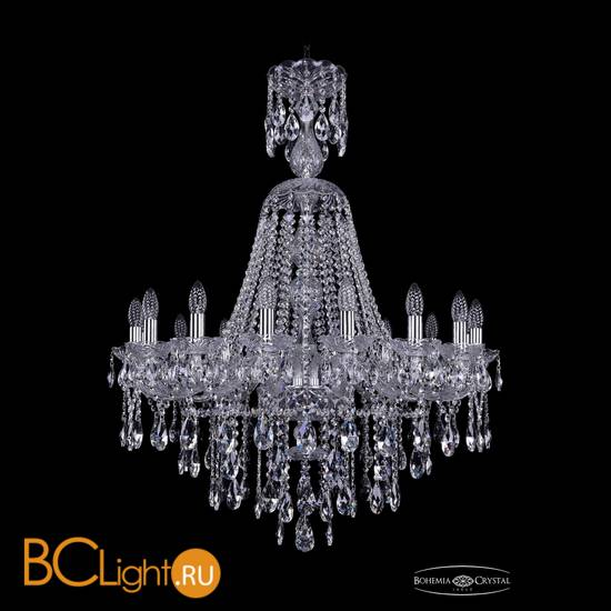 Люстра Bohemia Ivele Crystal 1415/16/300/XL-108/Ni