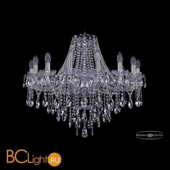 Люстра Bohemia Ivele Crystal 1415/16/300/Ni