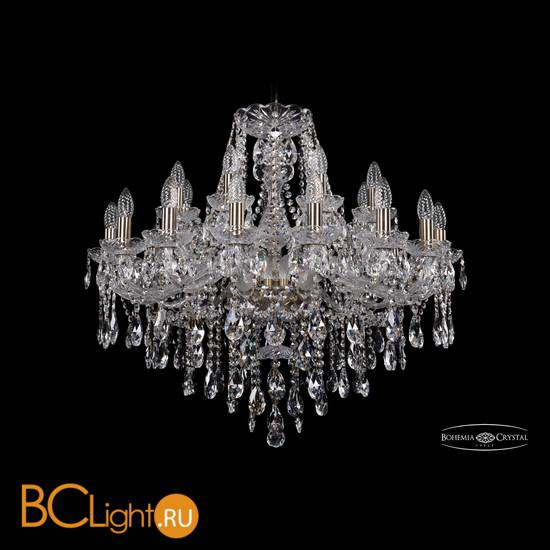 Люстра Bohemia Ivele Crystal 1415/16+8/300/Pa