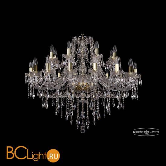 Люстра Bohemia Ivele Crystal 1415/16+8/360/G
