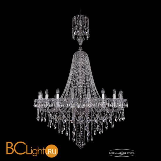 Люстра Bohemia Ivele Crystal 1415/20/400/XL-173/Ni