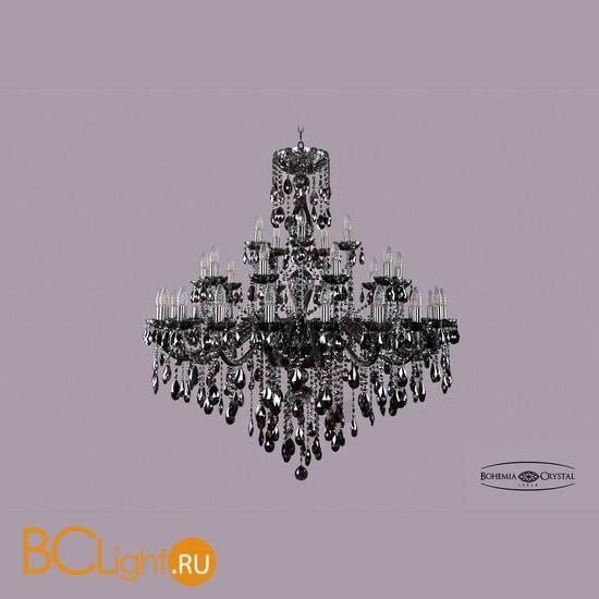 Люстра Bohemia Ivele Crystal 1415/20+10+5/400/Ni/M781