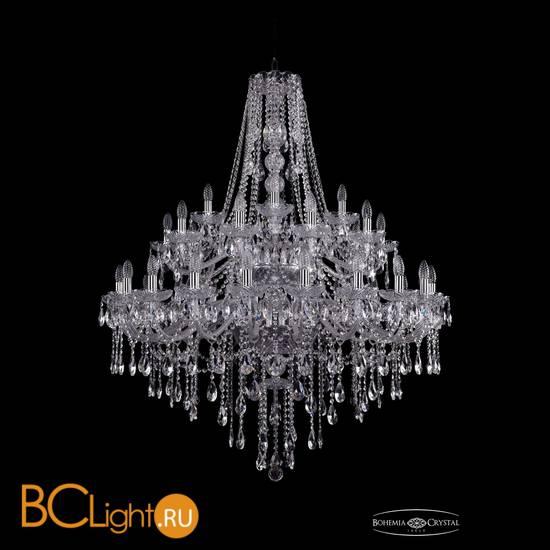 Люстра Bohemia Ivele Crystal 1415/20+10+5/400/2d/Ni