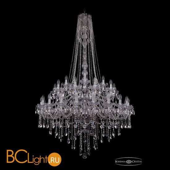 Люстра Bohemia Ivele Crystal 1415/20+10+5/400/h-185/2d/Ni