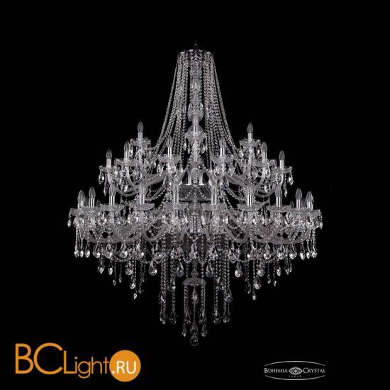Люстра Bohemia Ivele Crystal 1415/24+12+6/530/2d/Ni