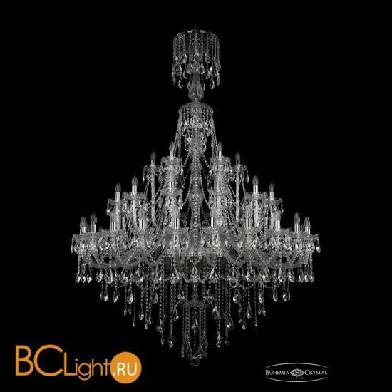 Люстра Bohemia Ivele Crystal 1415/24+12+6/530/XL-210/Ni