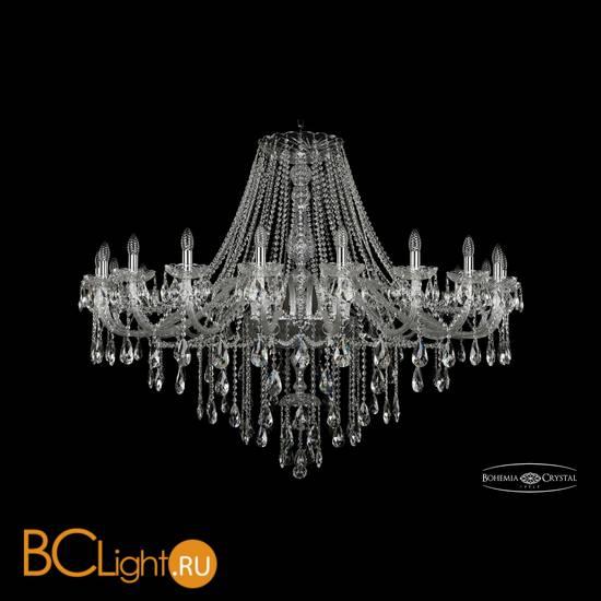 Люстра Bohemia Ivele Crystal 1415/20/530/Ni