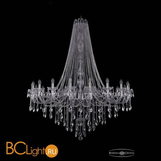 Люстра Bohemia Ivele Crystal 1415/20/530/h-180/Ni