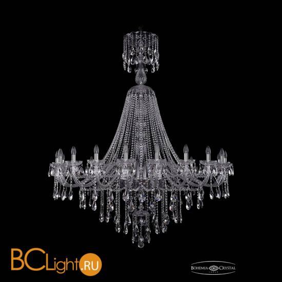 Люстра Bohemia Ivele Crystal 1415/20/530/XL-180/Ni