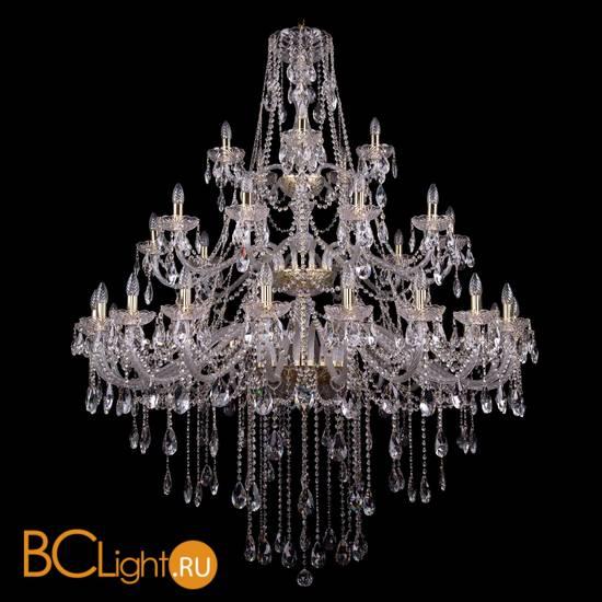 Люстра Bohemia Ivele Crystal 1415/20+10+5/530/3d/G
