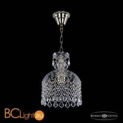Подвесной светильник Bohemia Ivele Crystal 14783/20 G Leafs