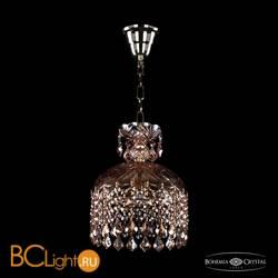 Подвесной светильник Bohemia Ivele Crystal 14781/22 G Leafs M721