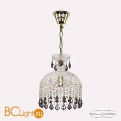 Подвесной светильник Bohemia Ivele Crystal 14781/22 G Leafs K731