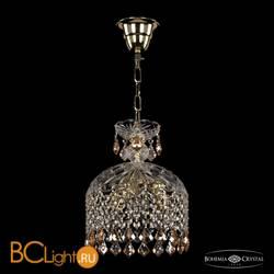 Подвесной светильник Bohemia Ivele Crystal 14781/22 G Leafs K721