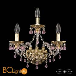 Бра Bohemia Ivele Crystal 16110B/2+1/141 G V7010