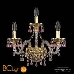Бра Bohemia Ivele Crystal 16110B/2+1/165 G V7010
