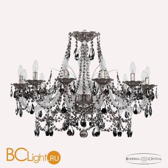 Люстра Bohemia Ivele Crystal 16111/12/300 Ni R781