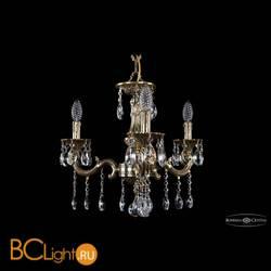 Люстра Bohemia Ivele Crystal 1702/3/175/A/GB