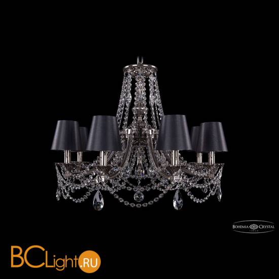 Люстра Bohemia Ivele Crystal 1771/8/220/C/NB/SH25