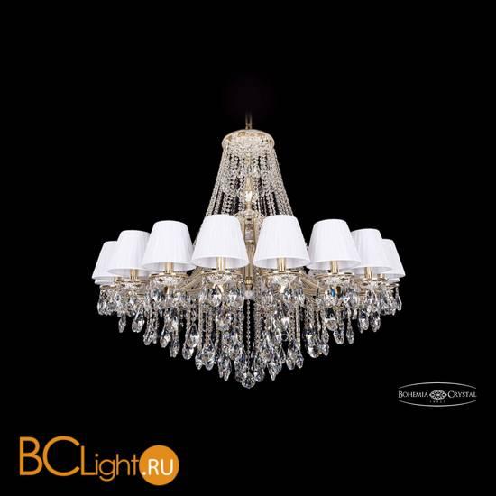 Люстра Bohemia Ivele Crystal 1771/20/410/B/GW/SH32-160