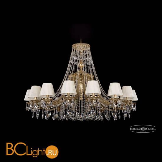 Люстра Bohemia Ivele Crystal 1771/16/490/A/G/SH3-160