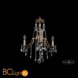 Люстра Bohemia Ivele Crystal 1771/3/150/B/GB