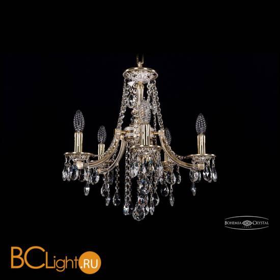 Люстра Bohemia Ivele Crystal 1771/5/150/B/GW