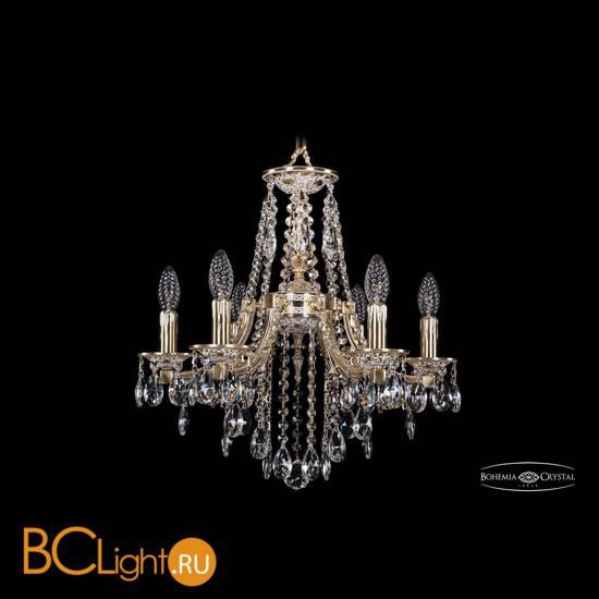 Люстра Bohemia Ivele Crystal 1771/6/150/B/GW