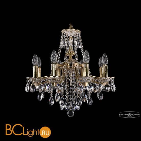 Люстра Bohemia Ivele Crystal 1771/8/150/B/GW