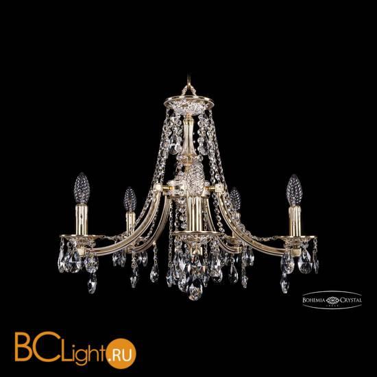Люстра Bohemia Ivele Crystal 1771/5/190/A/GW