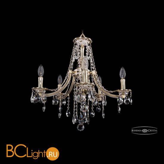 Люстра Bohemia Ivele Crystal 1771/5/190/B/GW