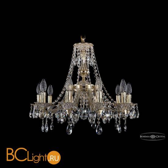 Люстра Bohemia Ivele Crystal 1771/10/190/A/GW