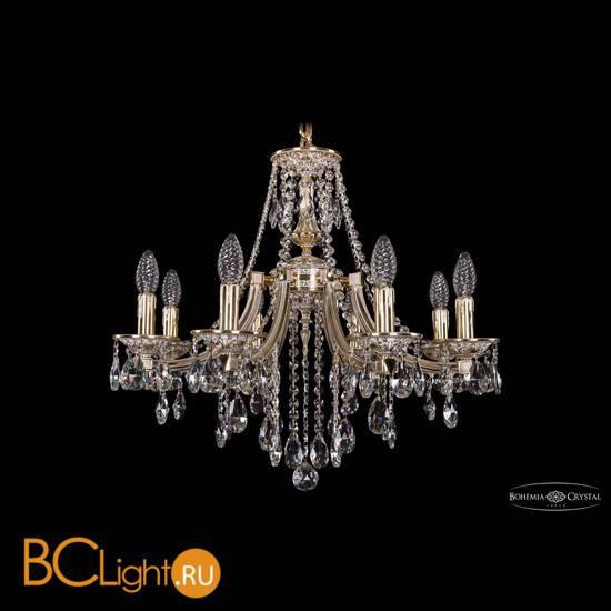 Люстра Bohemia Ivele Crystal 1771/8/190/B/GW