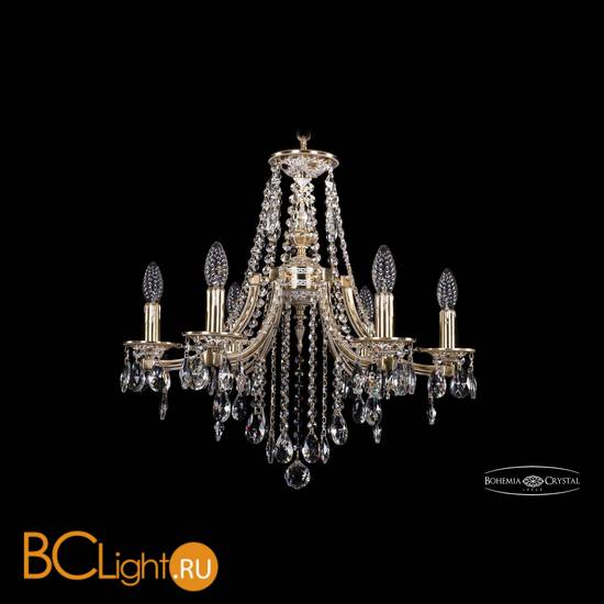 Люстра Bohemia Ivele Crystal 1771/6/190/B/GW