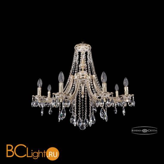 Люстра Bohemia Ivele Crystal 1771/8/270/B/GW