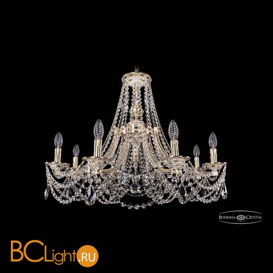 Люстра Bohemia Ivele Crystal 1771/8/270/C/GW