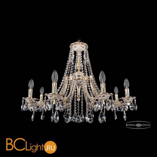 Люстра Bohemia Ivele Crystal 1771/8/270/A/GW