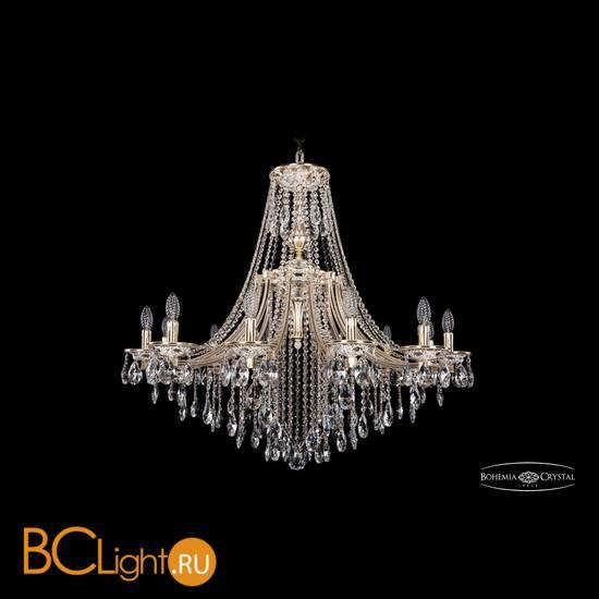 Люстра Bohemia Ivele Crystal 1771/12/340/B/GW