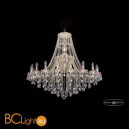 Люстра Bohemia Ivele Crystal 1771/20/410/B/GW
