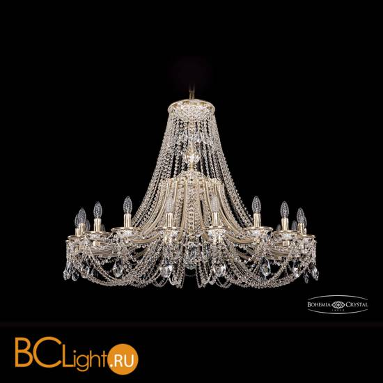 Люстра Bohemia Ivele Crystal 1771/20/410/C/GW