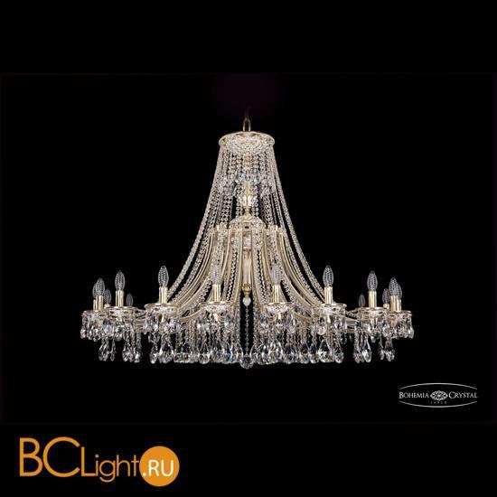 Люстра Bohemia Ivele Crystal 1771/20/490/A/GW