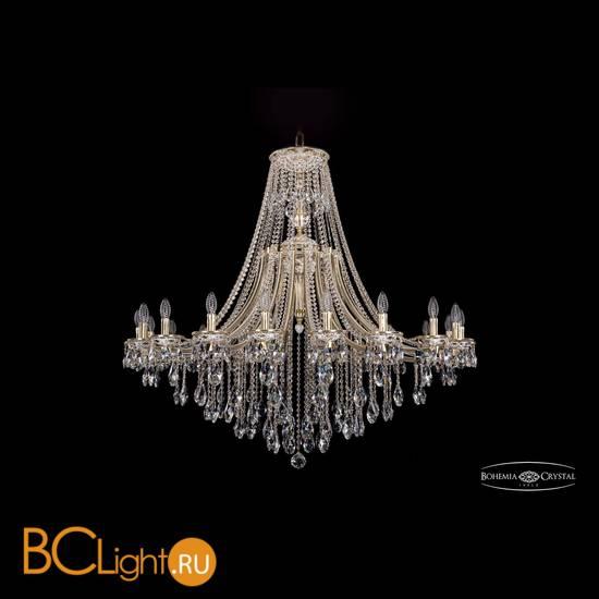 Люстра Bohemia Ivele Crystal 1771/20/490/B/GW
