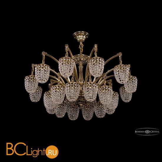 Люстра Bohemia Ivele Crystal 1772/24/342/GB