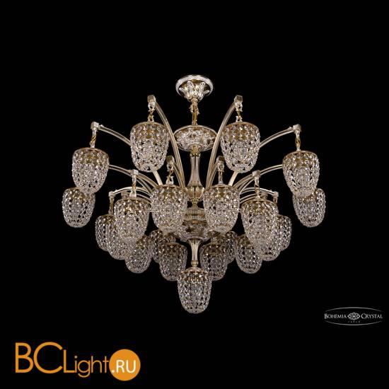 Люстра Bohemia Ivele Crystal 1772/20+1/342/GW